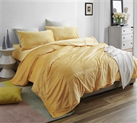 Coma Inducer King Sheets - Baby Bird - Mimosa