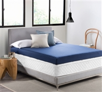 XL Twin, XL Full, Queen, or King Memory Foam Mattress Topper Coma Inducer Comfort Essential Bedding