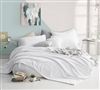 Coma Inducer Queen Sheets - The Original - White
