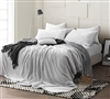 Coma Inducer Queen Sheets - Frosted - Granite Gray