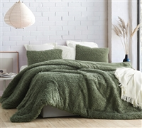 Dear Momma - Coma Inducer Oversized Comforter - Commander Green
