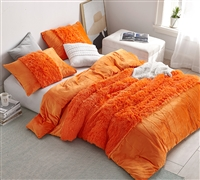 Colorful XL Twin, XL Queen, or XL King Comforter Made with Coma Inducer Machine Washable Luxury Plush
