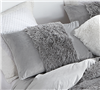 Are You Kidding? - Coma Inducer Standard Sham (2-Pack) - Greyness