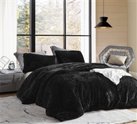Coma Inducer Oversized Comforter - Are You Kidding? - Black