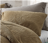 Coma Inducer Standard Sham (2-Pack) - Teddy Bear - Taupe Natural