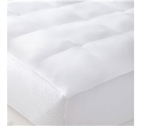 Enchance Twin Beds - Twin Mattress Pad - Beyond Down - Down Comfort