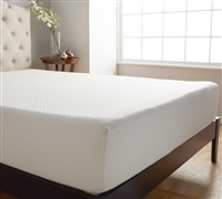 "Soft Yet Supportive - 10"" Serene Foam Bed in Box Twin XL - Superior Foam Mattress"