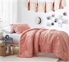Ultra Thick Twin Extra Large Bedding Set Long Plush Twin XL Comforter with Matching Standard Pillow Sham