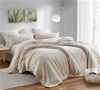 Coma Inducer Twin XL Sheets - The Original - Almond Milk