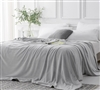 Coma Inducer Full Blanket - Frosted - Granite Gray