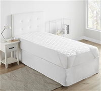 Full Mattress Pad - Classic Anchor Band
