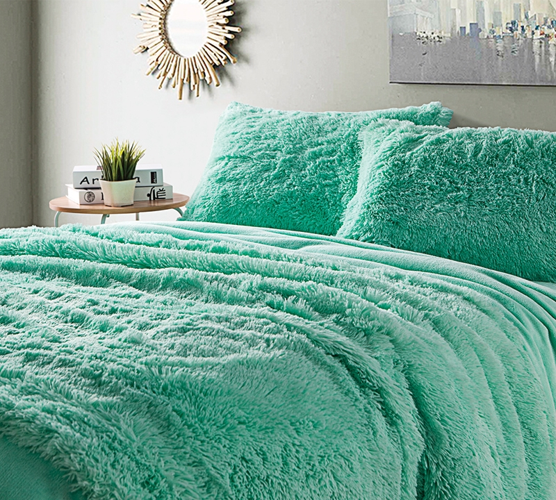Softest Bed Sheets Full Size Bedding Calm Mint Soft And Comfortable