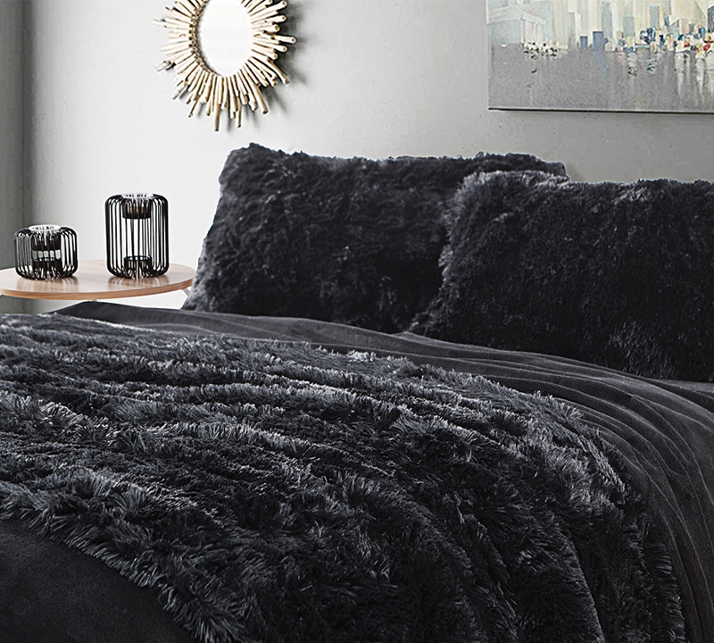 Exceptional Are You Kidding Queen Sheets   Black