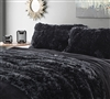 Quality Bed Sheets - Are You Kidding Twin XL Sheets - Black - Extra Comfortable