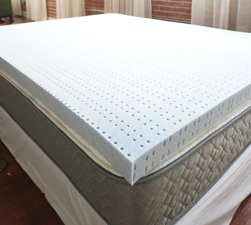 Search Memory Foam Bedding Toppers In Twin Size 3 Gel Infused Foam