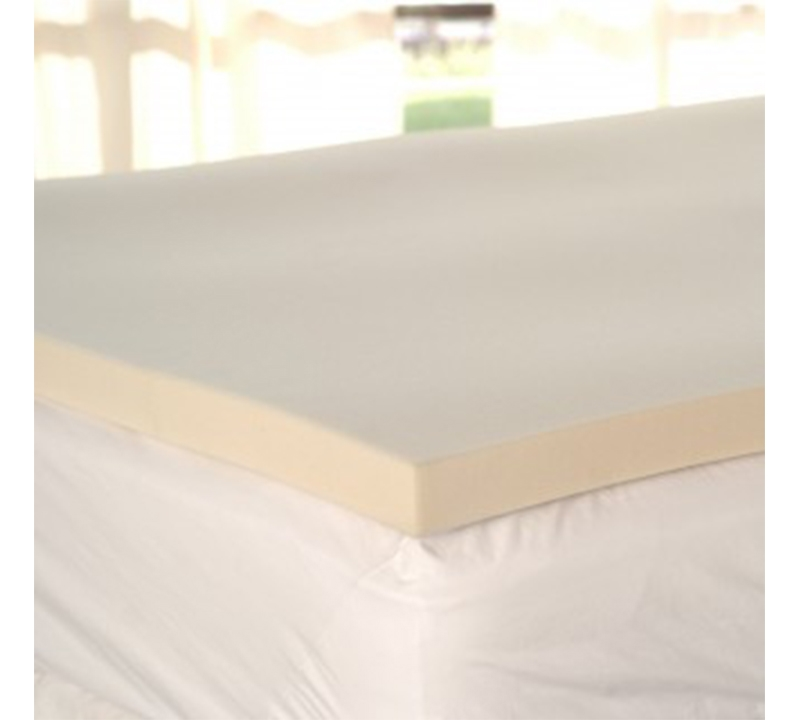 King Mattress Topper Memory Foam Size Bed For