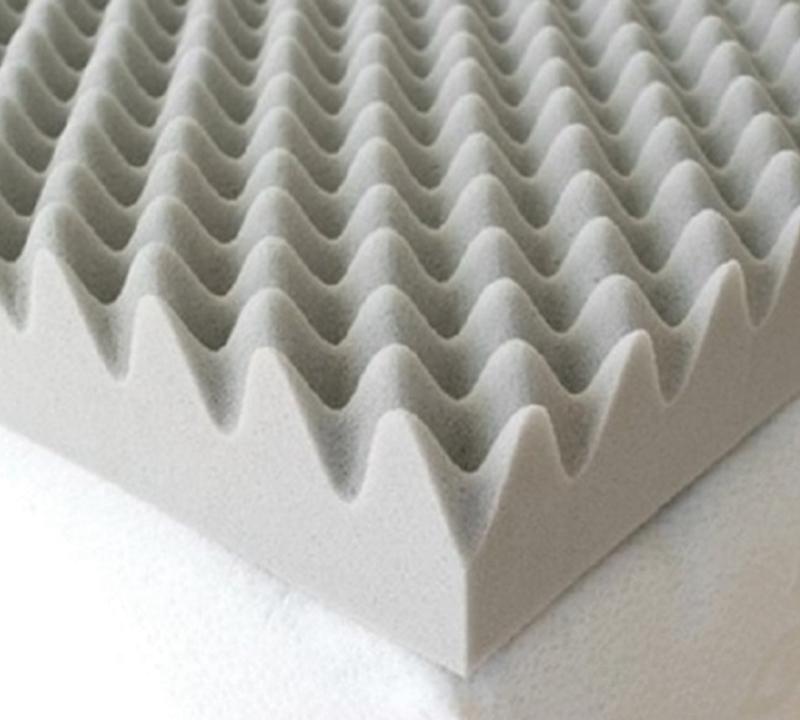 egg foam mattress topper 4