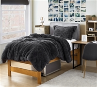Coma Inducer Twin XL Comforter - Charcoal Twin XL Bedding