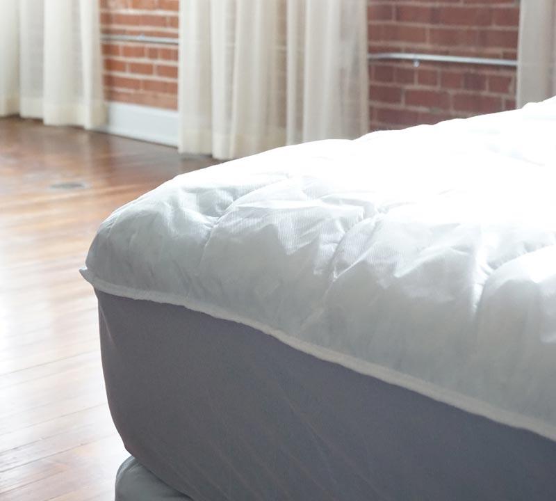 usa made standard king mattress pad