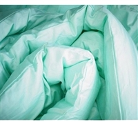 Best Bedding - 300TC Cotton Twin XL Comforter - Calm Mint - Quality Cotton Comforter
