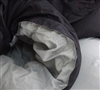Black/Gray Twin XL Comforter Twin XL Bedding Extra Long Twin Comforter
