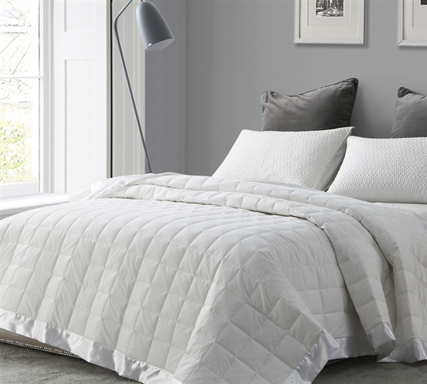 Purchase Oversize Twin Bed Blankets White Down Blankets