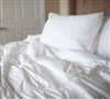 Down Alternative King Comforter Sets - White Extra Soft Bedding Sets King