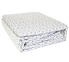 Stylish Full Sheets Warm and Cozy Flannel Full Sheet Set with Matching Standard Pillowcases