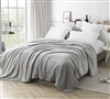 Coma Inducer Twin XL Blanket - Frosted - Black
