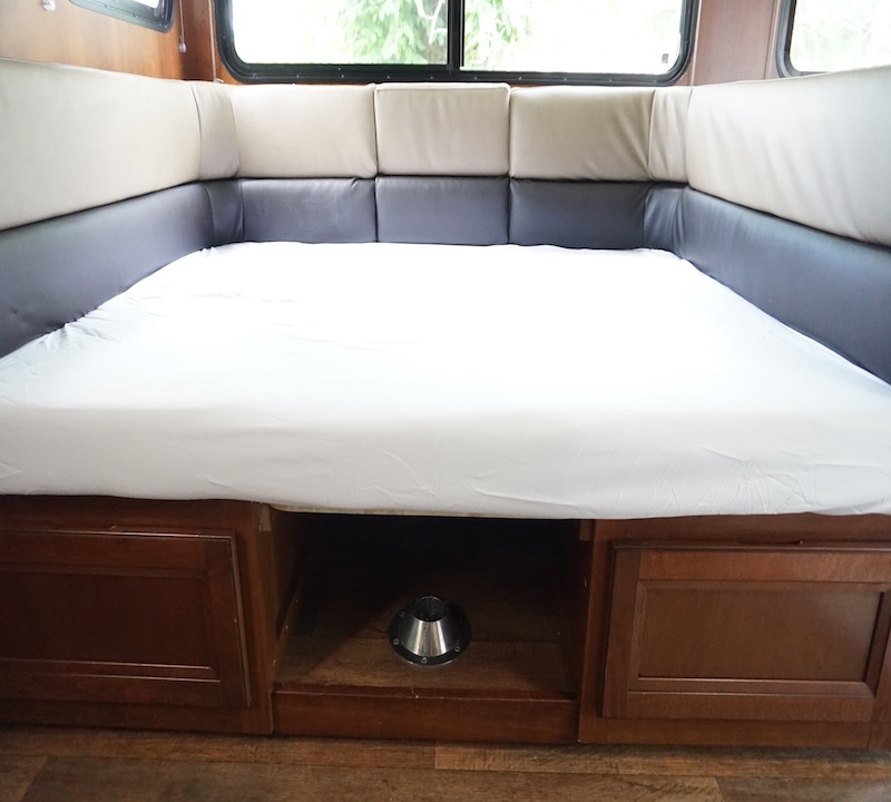 Square Double Fitted Sheet Rv Bedding Available In 4