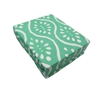 Leona Soft Sheets Full - Green Bed Sheet Set Full Size