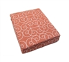 Paloma Queen Sheet Sets - Coral Sheets in Queen Size