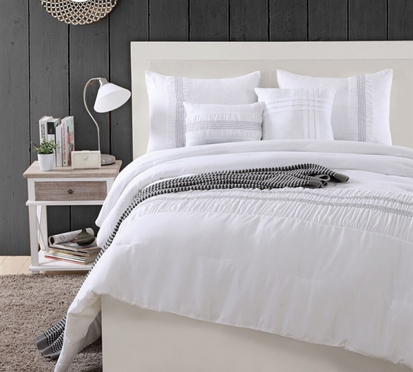 Hampton Full Comforter Set Bedding Essentials Full Bedding
