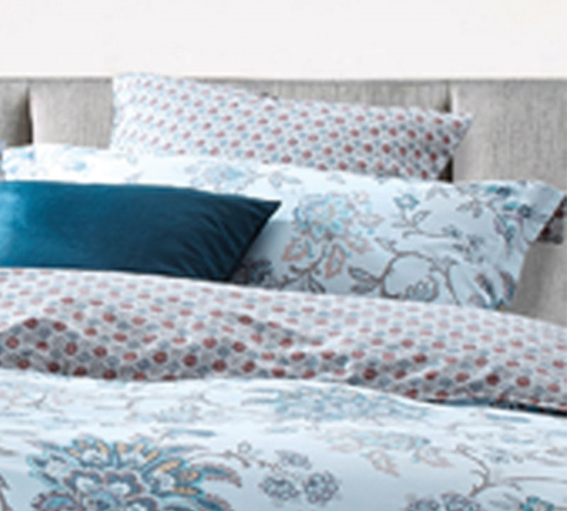 King Size Bed Pillow Sham Sets Cali Sunset Bedding Pillow Shams