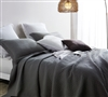 Alloy Cotton Virtue Textured Quilt - Oversized King XL