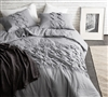 Alloy Cadence Textured Quilt - Oversized Full XL