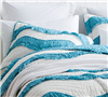Off white bedding shams - King sized bedding Sham sets cream color extra soft