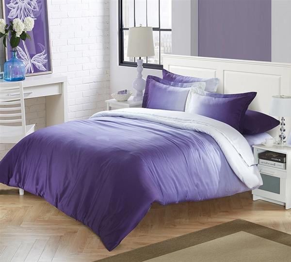 Ombre Purple Queen Comforter
