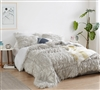 Nana, I Love You - Coma Inducer Oversized Comforter - Grandma Gray