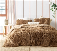 Grizzly Bear - Coma Inducer Oversized Comforter - Toasted Coconut