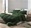 Grown Man Stuff - Coma Inducer Oversized Comforter - Kombu Green