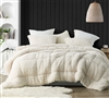Smooches and Pooches - Coma Inducer Oversized Twin Comforter - White Swan