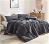 Softy Smooth - Coma Inducer Oversized Comforter - Bunny Black