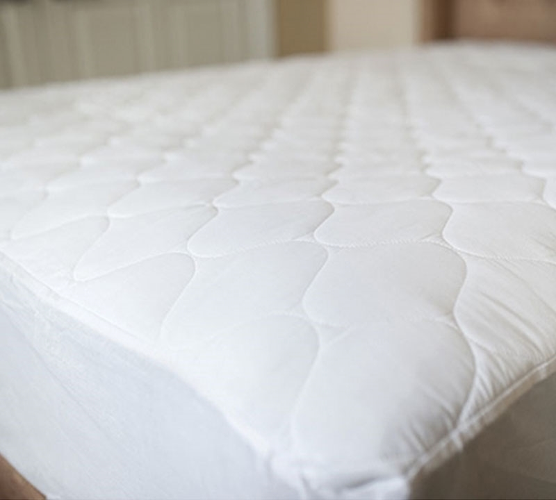 California King Mattress Toppers Perma Dry Sound Free Waterproof Bedding In