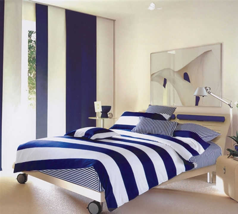 Find Royal Navy White Bedding Comforter Sets - Oversized Full ...