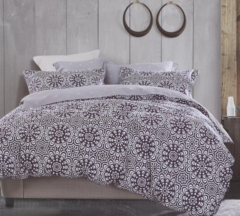 Superbe Apollo Purple Twin Comforter   Oversized Twin XL Bedding