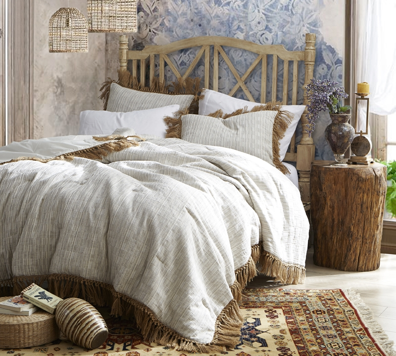 Maia Beira Jacquard Softest bedding comforter sets - Extra long soft bedding comforters Twin XL - & Cozy Soft Maia Beira Jacquard Bedding Comforters - Twin oversized ...
