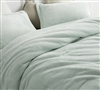 True Twin XL Oversize Bedding Incredibly Cozy Green Coma Inducer Plush Twin Extra Long Comforter Hint of Mint