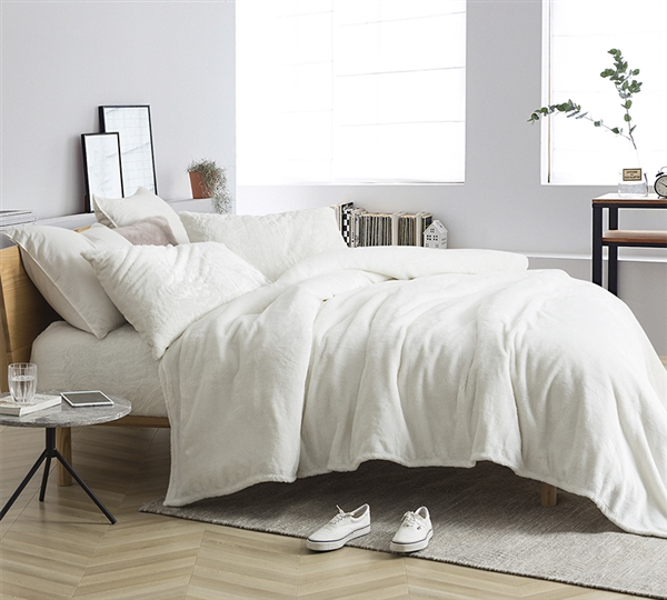 Ultra Soft Full Extra Large Bedding Unique Farmhouse White Me Sooo Comfy Full XL Sheets