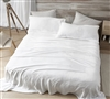 Me Sooo Comfy Queen Sheet Set - White